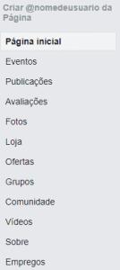 A guia Loja já está acionada na fanpage de varejo do Facebook